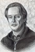 Steve Buscemi by Norloth