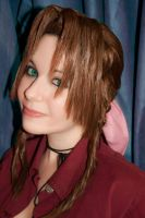 Aerith Gainsborough by Bexxin