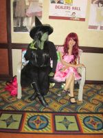 ALA12-Wicked Witch and Kairi? by moonymonster