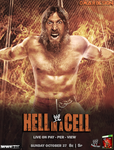 HELL IN A CELL 2013 POSTER V2 by BeliveInTheShield