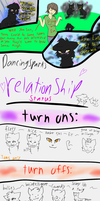 Dancingspark's Relationship status by XFlying-With-FireX