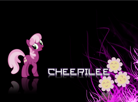 Miss Cheerilee Wallpaper by MyLittleBrony8