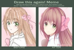 Before and After Meme by ChiChiCuit