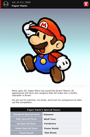 Fake SSBBP 2: Paper Mario by shadow0knight