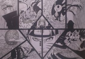 Naruto: The Battle for Peace by xBROTHERxFEZELx