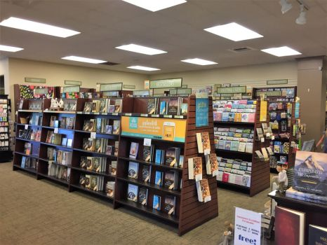 Inside Deseret Book by sharir