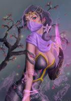 Templar Assassin by SokolAce