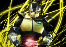 Cyrax by thepatster