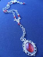 Mirror's Rosary Red Version by TheLovelyBoutique
