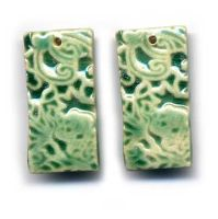 Porcelain Charms by ChinookDesigns
