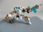 E.A.-81 Progenitor Mobile Suit ''Firing Mode'' by DanteZX