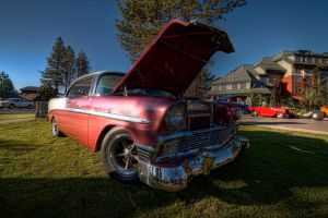 Chevy in Tahoe by Doogle510