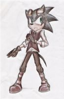 Steampunk Sonic by after-the-fire-storm