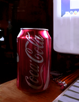 Coke Can by TDSpiral