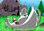:G: Dont forget to feed your Silversrteam by The-Angel-D