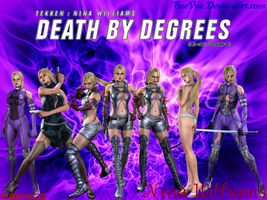 Death By Degrees: Nina Williams by BeeVue