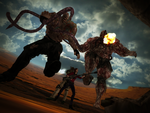 Invasion of the Huge Creatures by RPGxplay
