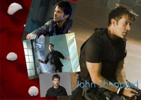 John Sheppard Wallpaper 1 by greencasey2890