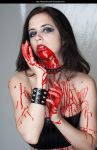 rifka blood2 by ladysivali-stock