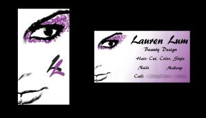 LL's Business Card by hummingbbird