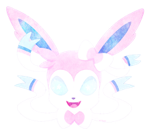 Sylveon by Kehmy