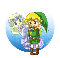 TLoZ: happy new year - 2013 by Rebe-chan-vk