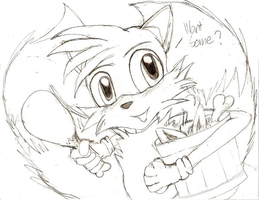 Tails Snack- Procrasticritter by TailsFanclub