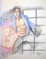 Peter Petrelli by ChrisMoreno