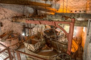 Flint Mill HDR by teslaextreme