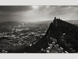 San Marino by blueanto
