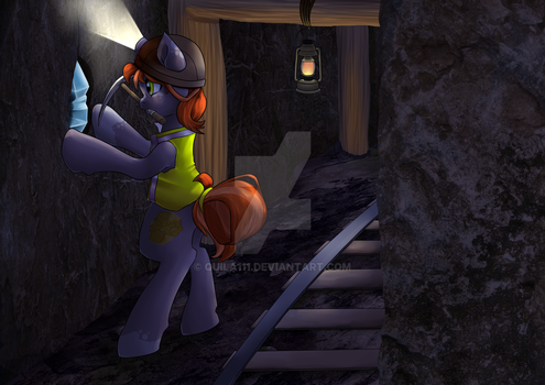 CM:: Mining by quila111