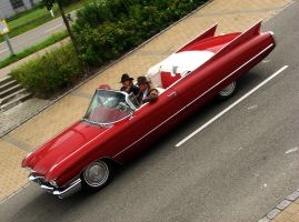 '60 cadillac by AmericanMuscle