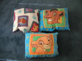 Pillows by Duchess-of-Dismal