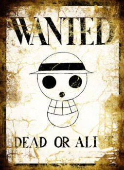 Wanted dead or alive by NamiAnArt