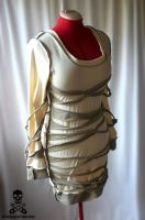 mummy wrap dress 4 by smarmy-clothes