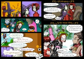 TNBC Riding hood - Page 18-19 by TamarinFrog