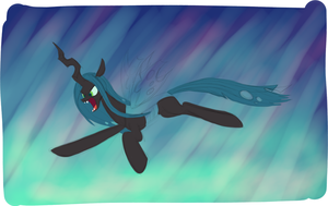 Chrysalis WON'T BE FINSIHED by AdolfWolfed4Life