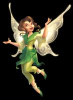 Disney Fairies Rune by JPRart