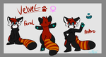 Velvet ref by lonely-galaxies