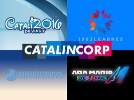 CatalinCorp Rebrand Six Wallpaper 1 (SD) by Catali2016