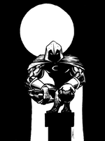 Moon Knight by jevanlee