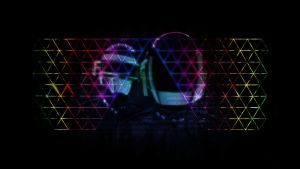Daft Punk Wallaper by fukm