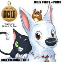 BOLT::. CD Cover by MarticusProductions