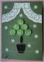 Quilling - Card 30 by Eti-chan