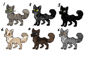 Cat adopt9 by Eternal-adopts