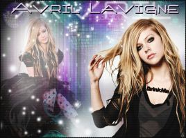 Avril Lavigne... by LanaArts