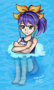 30 day challange - [Day 3 - In Water] by brsa