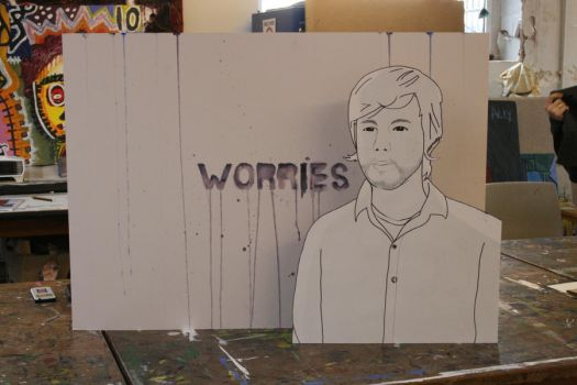 Meself and meworries by RICANJO