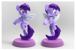 My Little Pony Sculpt by Baron-Von-Jello