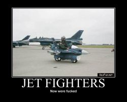 Jet Fighters by jay4gamers1